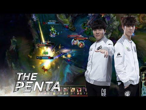 The Penta | 2019 Worlds Quarterfinals