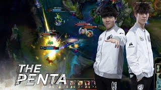 The Penta | 2019 Worlds Quarterfinals