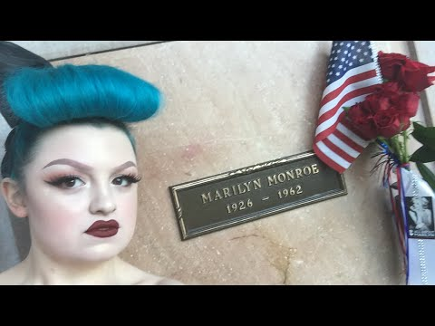 Marilyn Monroe, Bettie Page, Farrah Fawcett & More – Westwood Memorial Cemetery Tour