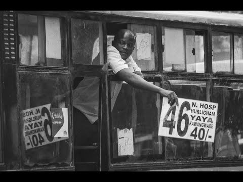 Sheng Talk 'Kama Kawa (  Matatu Culture  ) - Nairobi Kenya