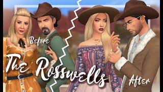 Zapętlaj DRAB TO FAB|| The Rosswells Townie Makeover! | fawnie