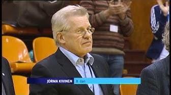 Judoliitto myönsi 8. danin mustan vyön Jorma Kivisille