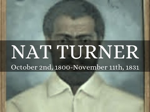 an analysis of the silent rebellion by nat turner The the confessions of nat turner: the leader of the late insurrection in southampton, virginia community note includes chapter-by-chapter summary and analysis, character list, theme list, historical context, author biography and quizzes written by community members like you.