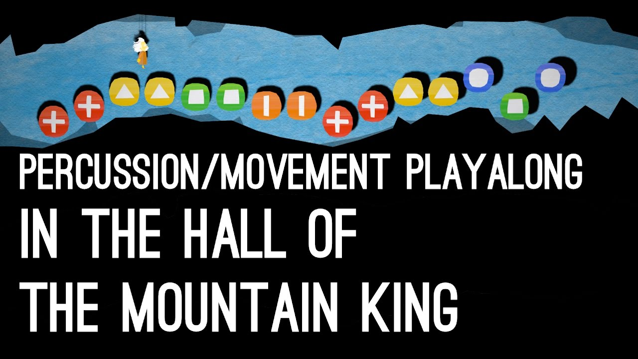 In The Hall Of Mountain King Percussion Movement