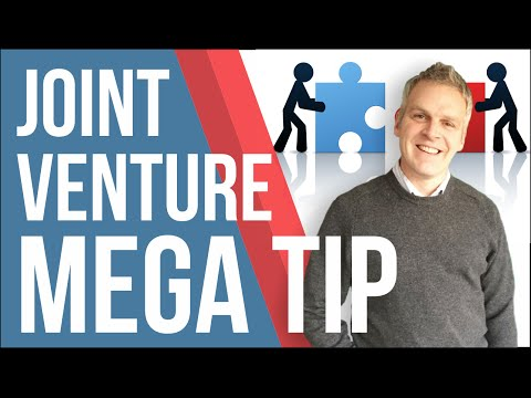 """Joint Venture MEGA Tip! """"Your First Four Houses"""""""