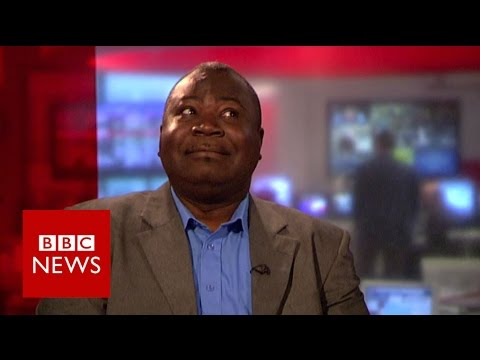Thumbnail: Guy Goma: 'Greatest' case of mistaken identity on live TV ever? BBC News