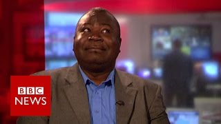 Guy Goma And39greatestand39 Case Of Mistaken Identity On Live Tv Ever Bbc News
