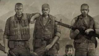 Men of War Vietnam - U.S. Ending - Spoiler Alert
