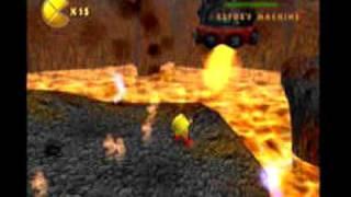 Pac-Man World 2 Bosses; Part 1