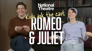 Kids Ask The Cast: Romeo & Juliet Edition with Josh O'Connor and Jessie Buckley