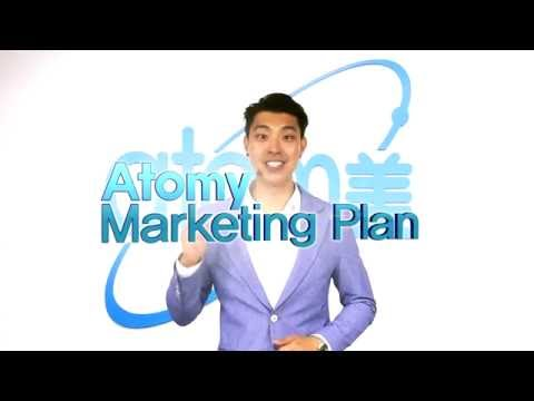 Atomy - Company Intro. & Marketing Plan By Joo-Young Park SRM - 31M53S