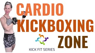 30 MINUTES WORKOUT | CARDIO KICKBOXING ZONE | AT HOME CARDIO |FAT LOSS WORKOUT |WEIGHT LOSS WORKOUT