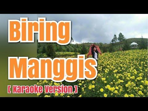 BIRING MANGGIS - Tio Fanta Pinem | Karaoke