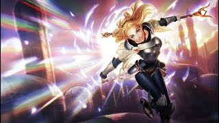 Люкс - Сила света! | Озвучение League of Legends – Александра Курагина