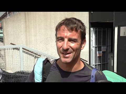 Tommy Robredo ready for Båstad