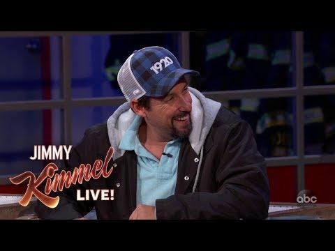 Jennifer Aniston & Bono Love Adam Sandler's Netflix Comedy Special