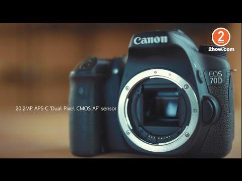 Review : Canon EOS 70D โดย พี่หาว