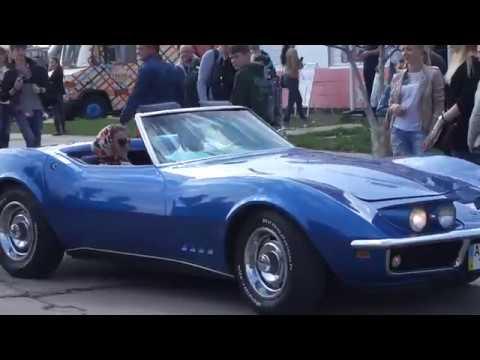 Chevrolet Corvette C3 Sting Ray Cabrio 1968 Youtube