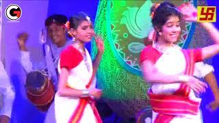 Bihu Folk Dance | G Dance Choreography  | Khadya Mohatsav 2015 | Vasai Suncity