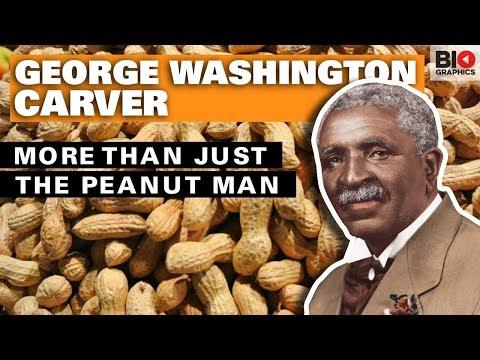 George Washington Carver: More Than Just The Peanut Man