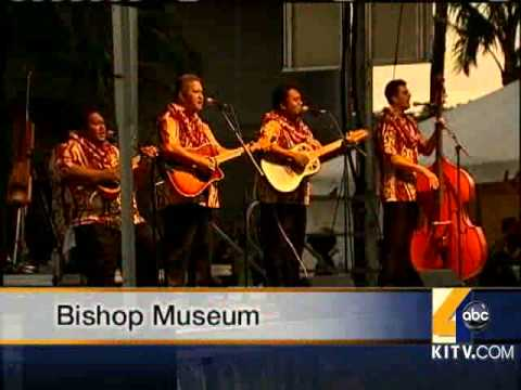 Mixed Plate: Music Under Honolulu Moonlight