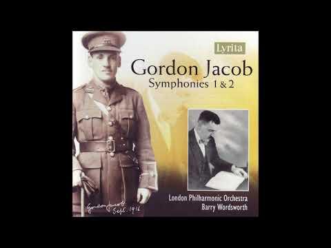 Gordon Jacob : Symphony No. 1 (1928-29)