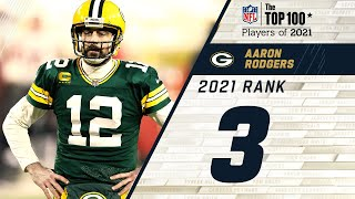 #3 Aaron Rodgers (QB, Packers)