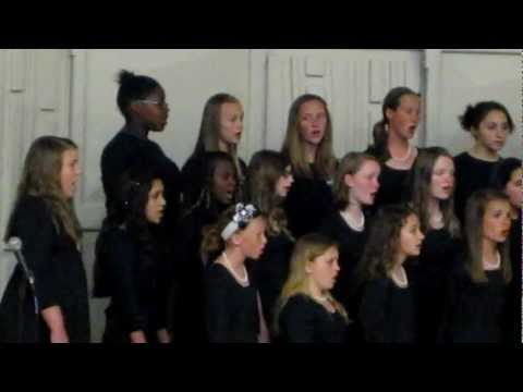 Kingsley Junior High School May 2012 Choral Concert 7th Grade