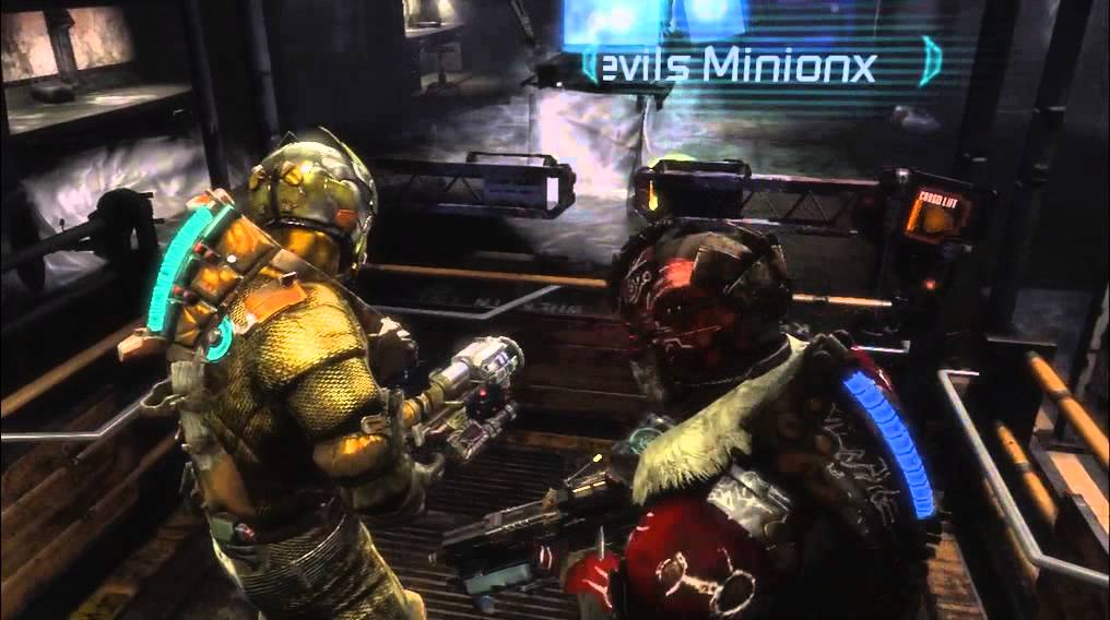 maxresdefault dead space 3 co op crazy gravity at the greely youtube dead space 3 greely fuse box at highcare.asia