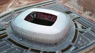 Havadan, Gaziantep Stadyum, Gaziantep Arena, Gaziantep Kalyon Stadyum