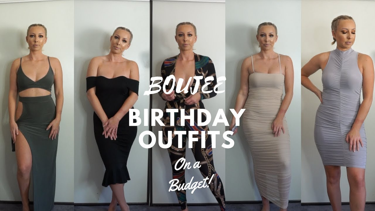 b98c5721045 BOUJEE BIRTHDAY OUTFITS ON A BUDGET