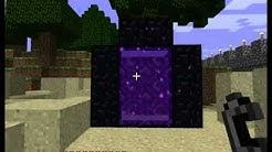 Minecraft Tutorial: Portal zur Hölle [1.3.2]