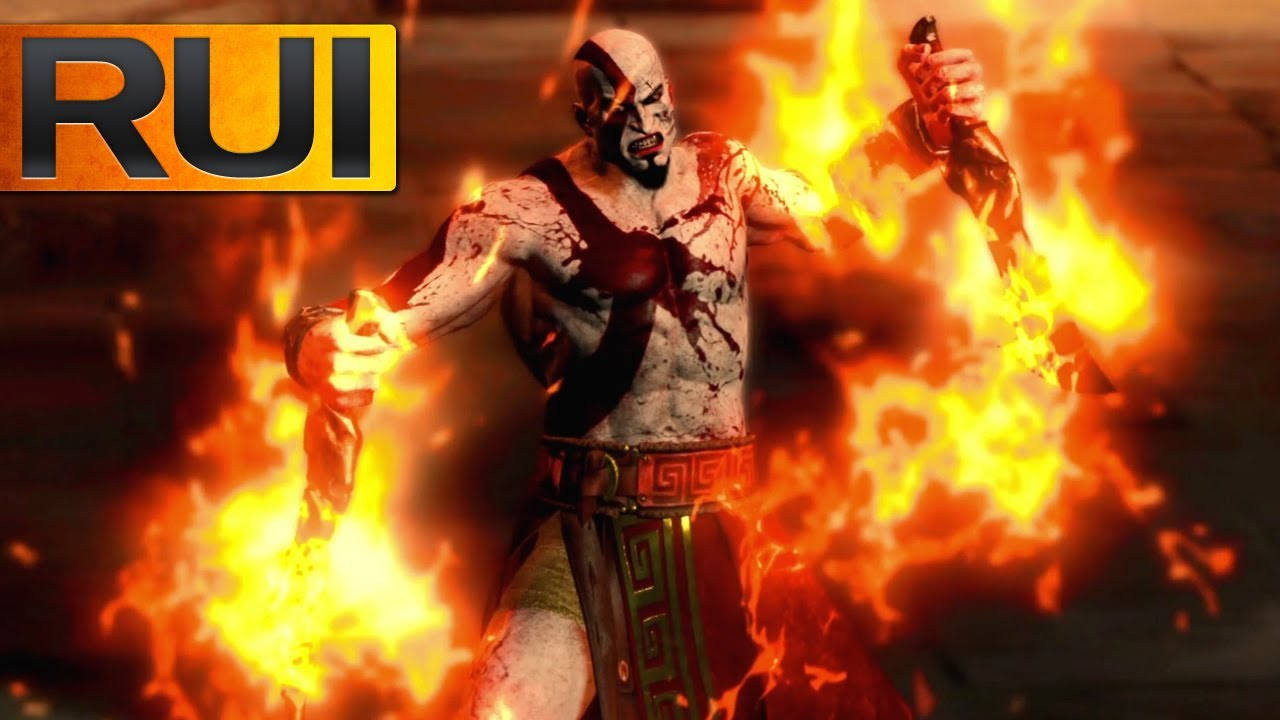 God of War: Ascension - Fire of Ares in Kirra [Ep. 3 ...