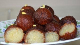 gulab jamun recipe with khoa mawa kova