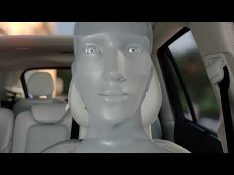 【ボルボの安全技術 インテリセーフ】City Safety(歩行者・サイクリスト検知機能付追突回避・軽減フルオートブレーキ・システム)