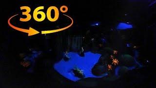 360 / VR 4K Peter Pan's Flight Full Ride w/ Spatial Audio - Magic Kingdom Walt Disney World - USA