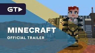 Minecraft x Mass Effect Mash-Up - Official Trailer