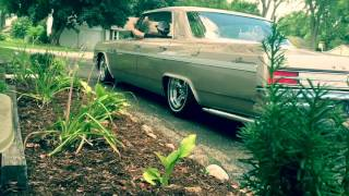 1964 Buick LeSabre (early lowrider style)