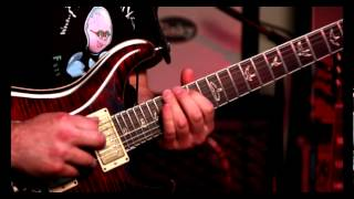 Quantum Time Modulator Chorus & Vibe Pedal demo by Pigtronix