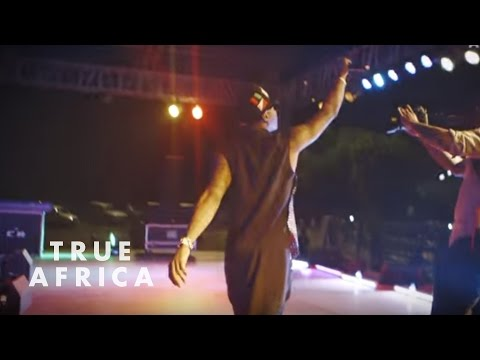 48 hours in Togo with Wizkid and Emmanuel Adebayor