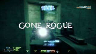 Gone Rogue - A Mercader BF3 Montage - PC - 1080p HD
