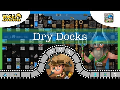 [~Njord~] #7 Dry Docks - Diggy's Adventure