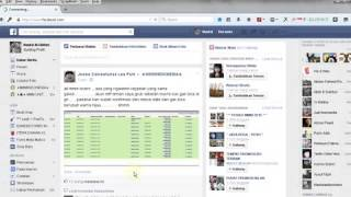Cara membuat Grup di Facebook / How to create a Group on facebook