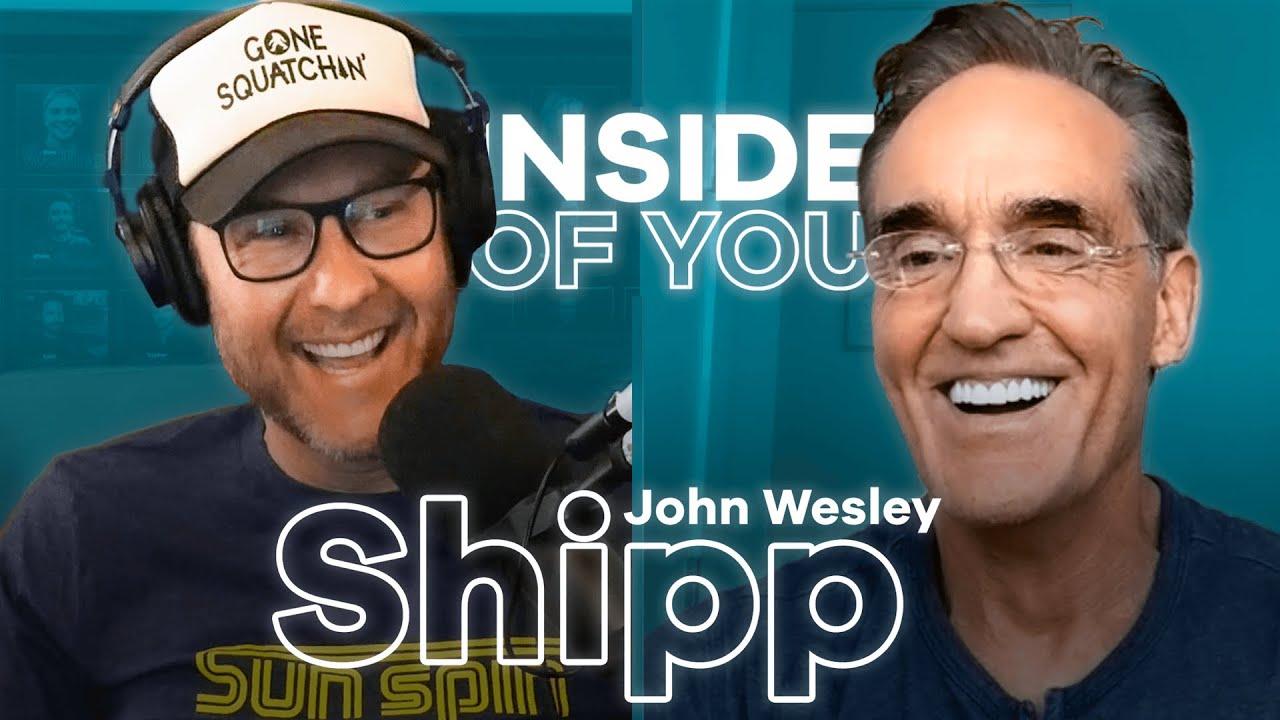 The Flash's JOHN WESLEY SHIPP: Dark Periods & Gratitude (2021) Inside of You: Michael Rosenbaum #iou