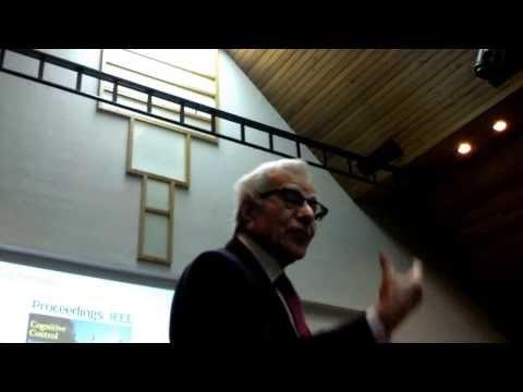 "Dr. Simon Haykin ""Cognitive control"" 2/2"