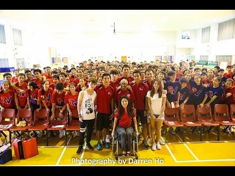 Team Singapore Campaign at River Valley High