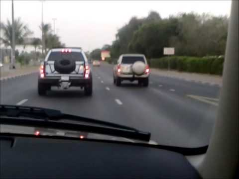 Ford Raptor . Supercharged vs Nissan Patrol Turbo Automatic