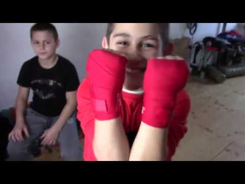 bandages hand for punch hard
