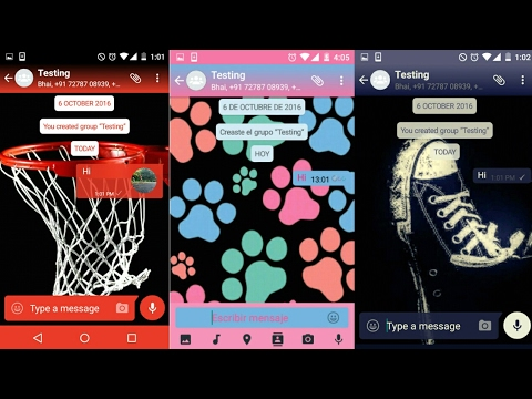 how-to-change-whatsapp-theme-colour-and-look-completely!!-whatsapp-ka-रंग-बदलना