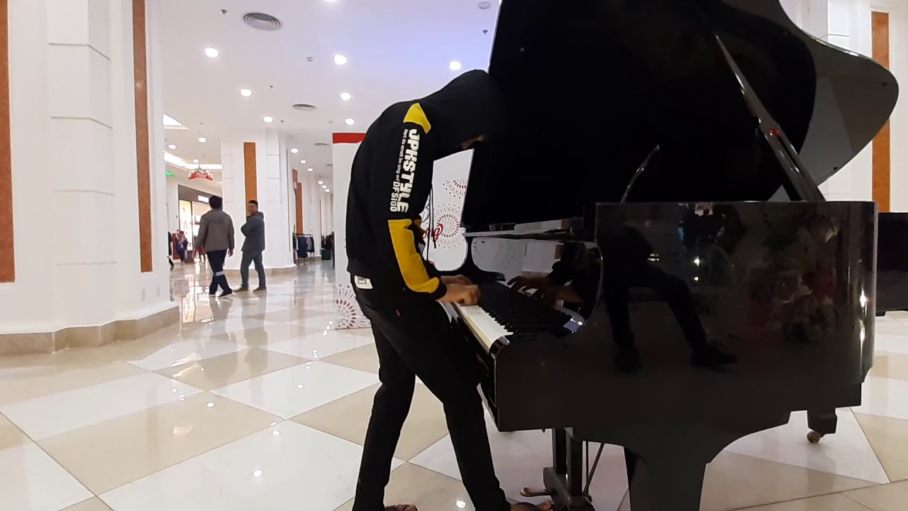 Nhạc Xổ Số phiên bản piano||| Roal city hà nội sịn sò của taaaaa?